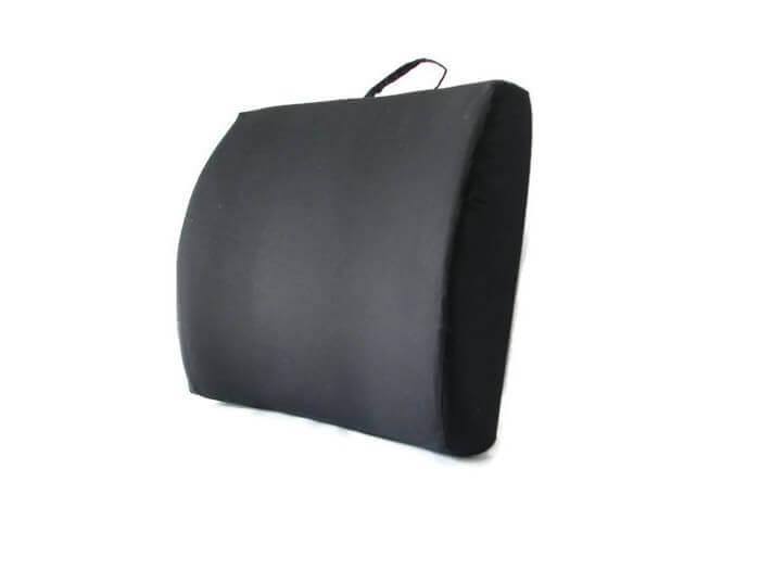 Back-Eeze™ Extra Back Support Cushion Black