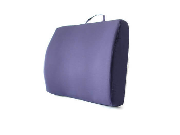Back-Eeze™ Extra Back Support Cushion Navy